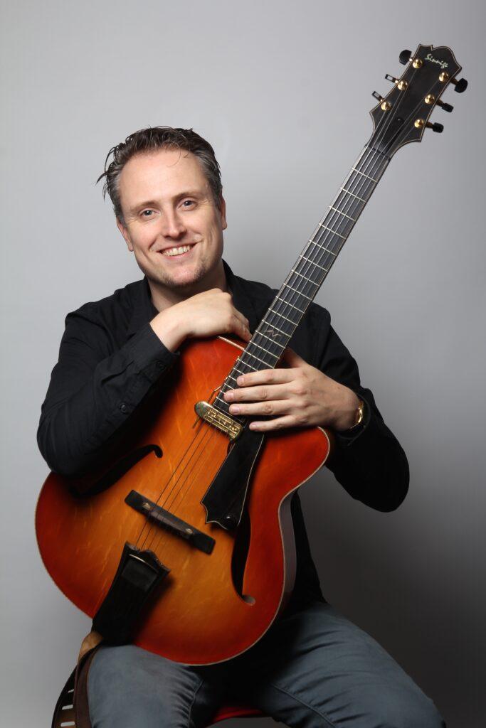 Erik Sinnige gitaarleraar