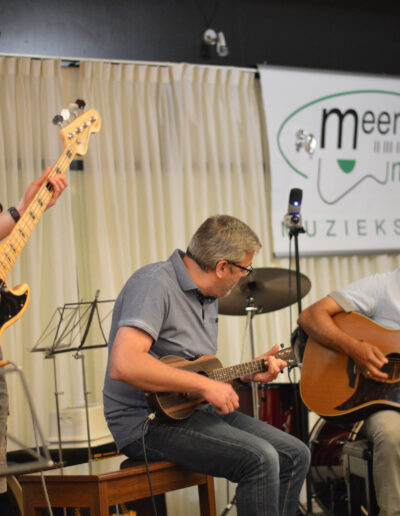 Meer-Music On Stage